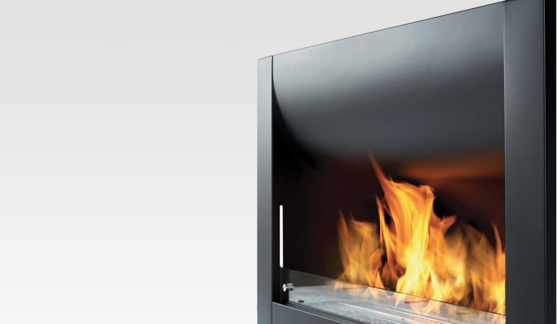 EcoSmart 920CV bio ethanol firebox