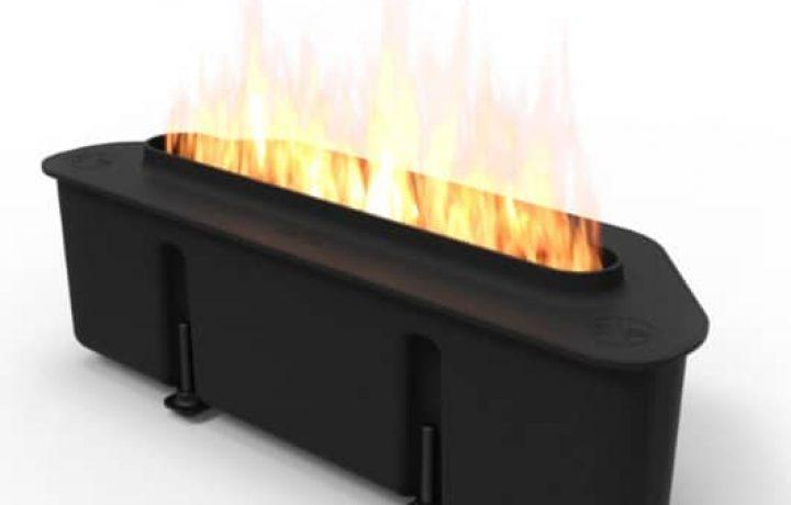 EcoSmart VB2 bio ethanol fire